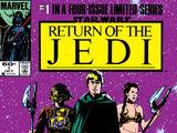 Star Wars Return of the Jedi Vol 1