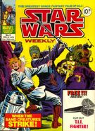 Star Wars Weekly (UK) Vol 1 2