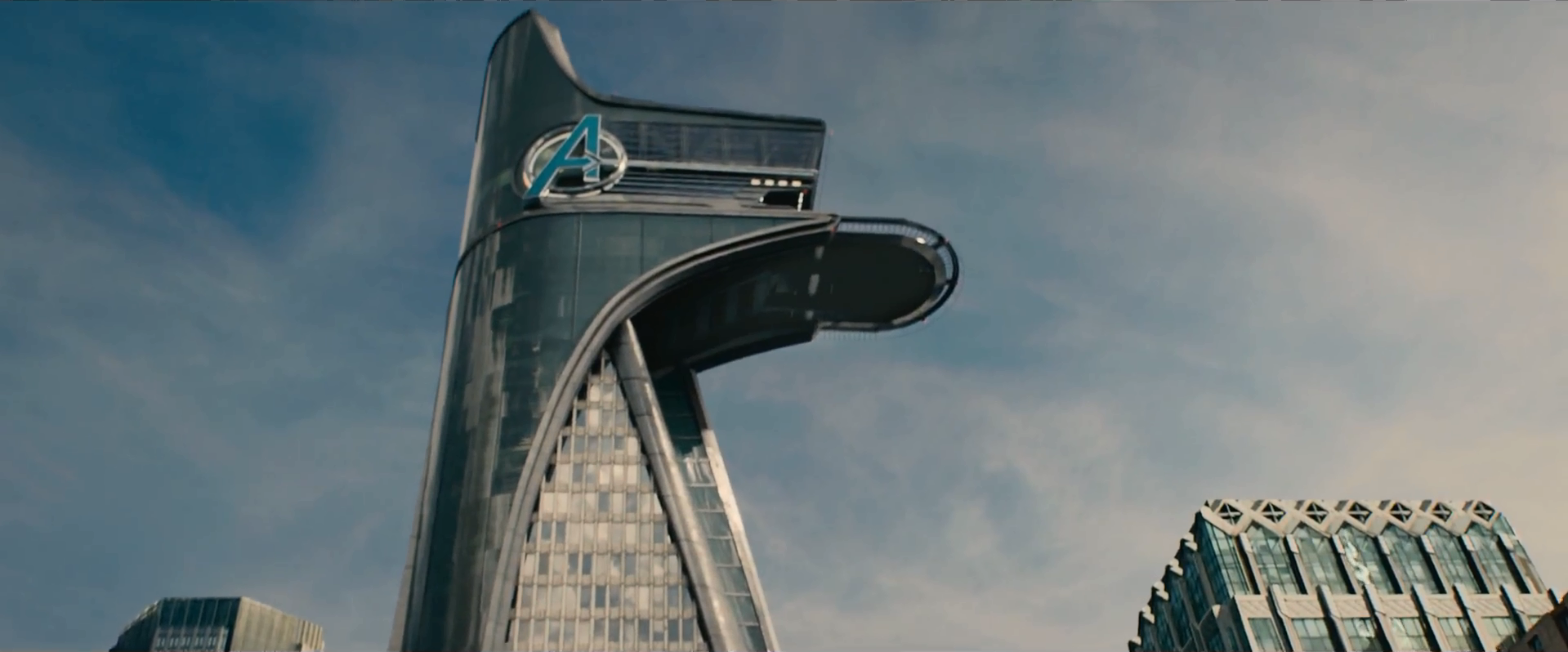 Avengers Tower In Earth 199999