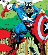 Steven Rogers (Earth-616) from Captain America Vol 1 405 001