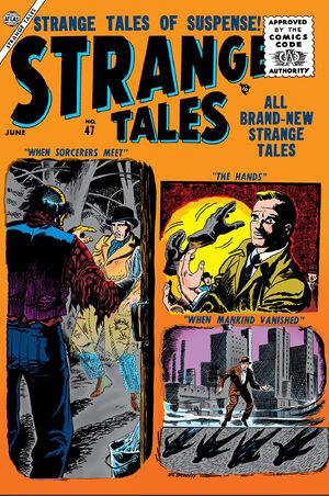 Strange Tales Vol 1 47