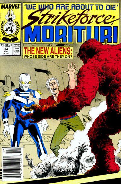 Strikeforce Morituri Vol 1 24