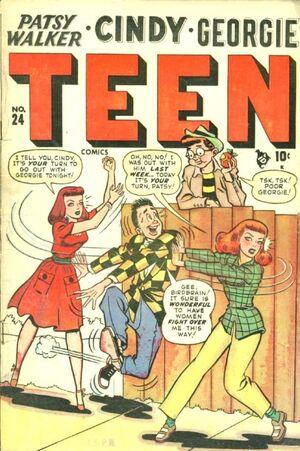 Teen Comics Vol 1 24