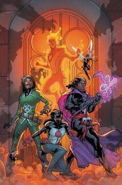 Uncanny Avengers Vol 3 24 Textless