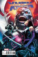 Uncanny X-Men Vol 4 6 Classic Variant