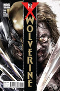 Wolverine Mr. X Vol 1 1
