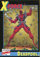 X-Force Vol 1 1 Trading Card 004