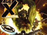 Age of X: Universe Vol 1 1