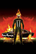 All-New Ghost Rider Vol 1 1 Smith Variant Textless