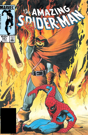 Amazing Spider-Man Vol 1 261