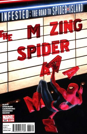 Amazing Spider-Man Vol 1 665