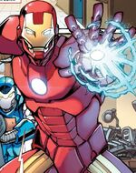 Anthony Stark (Earth-16220) from Spidey School's Out Vol 1 6 001