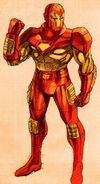 Anthony Stark (Earth-30847) from Marvel vs. Capcom 2 New Age of Heroes 0001