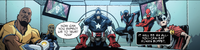 Avengers (Earth-44173) from Venomverse War Stories Vol 1 1 001