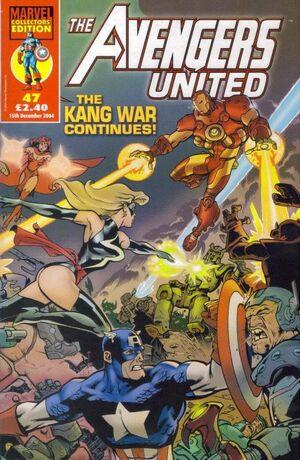 Avengers United Vol 1 47