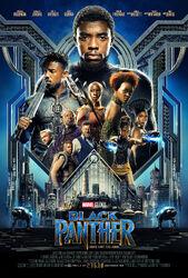Black Panther (film) poster 003