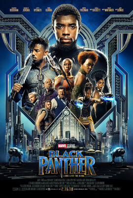 Black Panther (film) poster 003