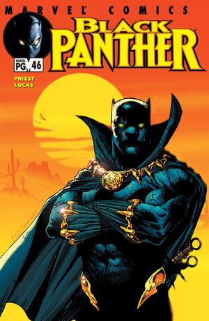 Black Panther Vol 3 46