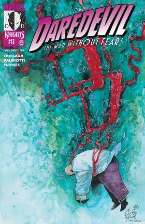 Daredevil Vol 2 13