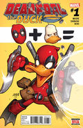 Deadpool the Duck Vol 1 1