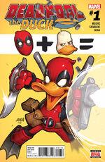 Deadpool the Duck Vol 1 1