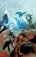 Doctor Strange Damnation Vol 1 2 Mighty Thor Variant Textless