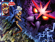 Egros (Earth-616) and Richard Rider (Earth-616) from Nova Vol 4 20 001