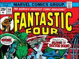 Fantastic Four Vol 1 156