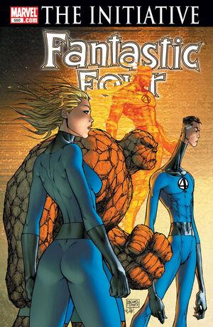 Fantastic Four Vol 1 550
