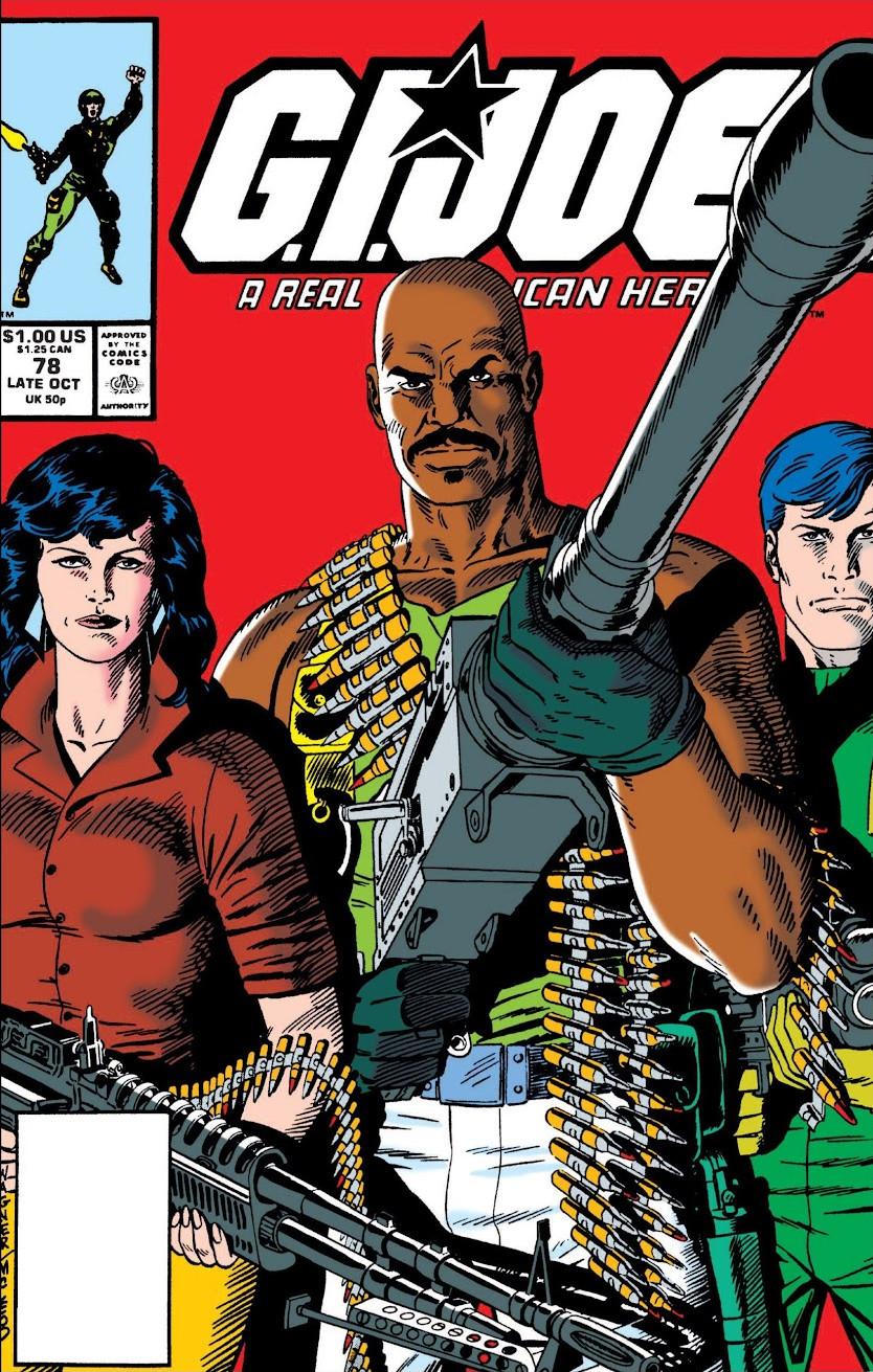 G.I. Joe A Real American Hero Vol 1 78