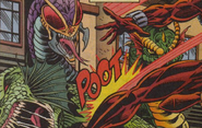 Genetrix from Web of Spider-Man Vol 1 123 001