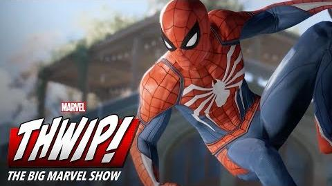 Get sticky at Insomniac Games with Spider-Man on THWIP! The Big Marvel Show!