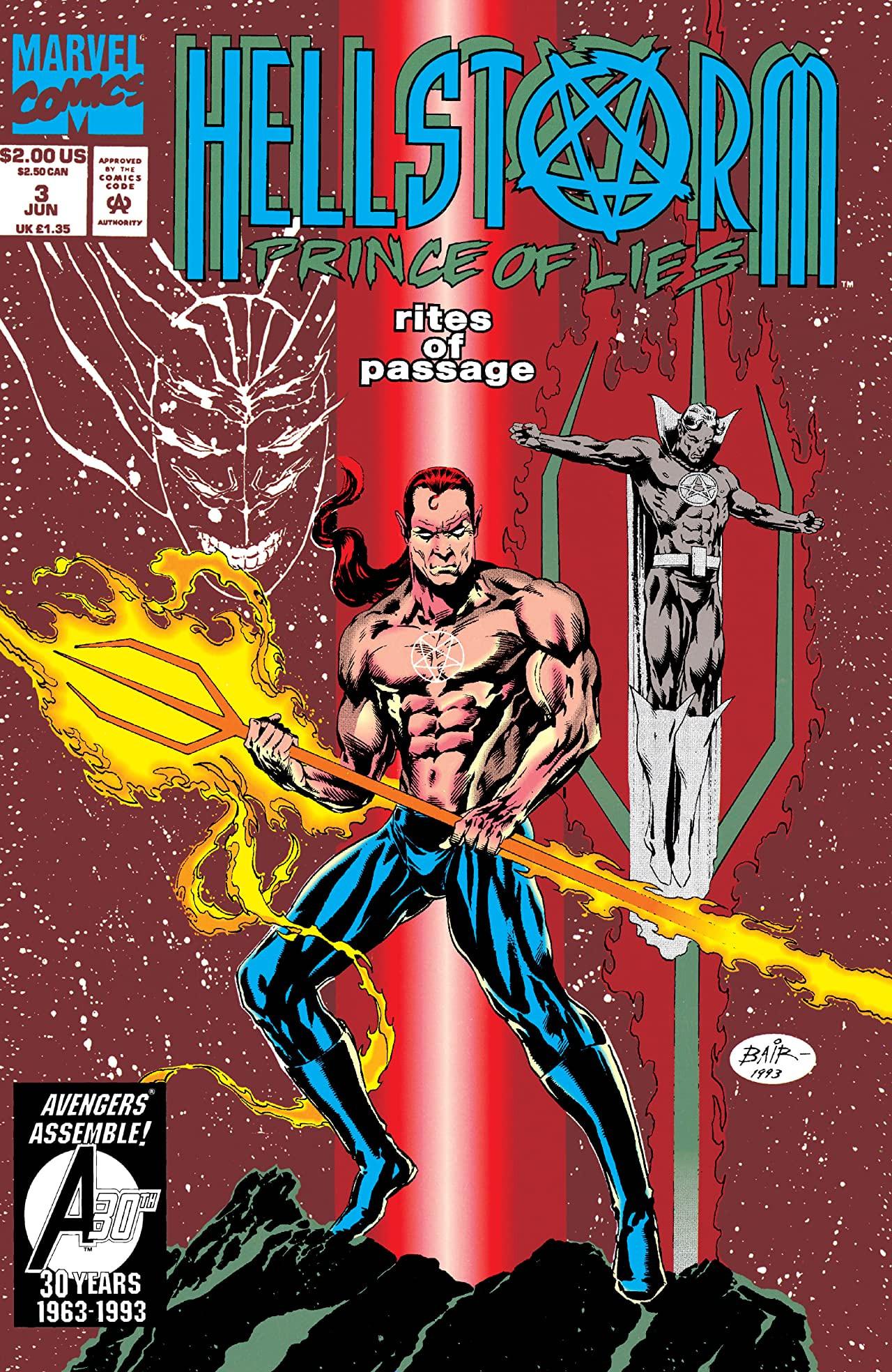 Hellstorm Prince of Lies Vol 1 3