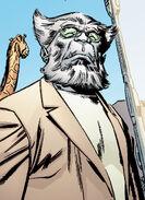 Henry McCoy (Earth-9997) Universe X Vol 1 0