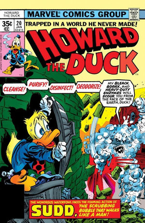 Howard the Duck Vol 1 20