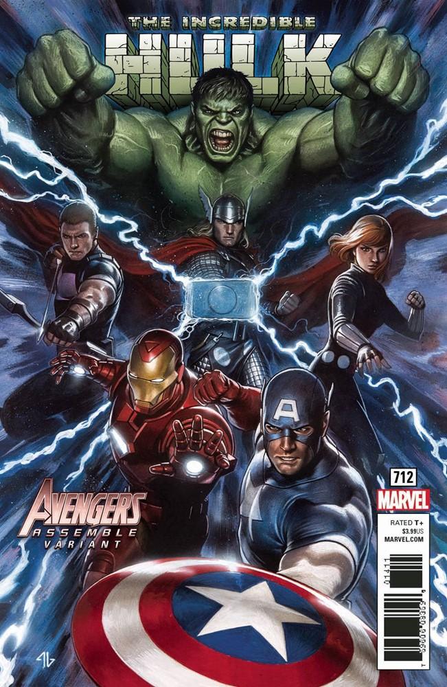Incredible Hulk Vol 1 712 Avengers Variant.jpg
