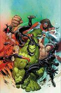 Incredible Hulk Vol 1 716 Textless
