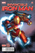 Invincible Iron Man Vol 3 2