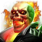 Johnathon Blaze (Voodoo Skull) (Earth-TRN517) from Marvel Contest of Champions 001