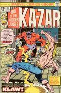 Ka-Zar Vol 2 14