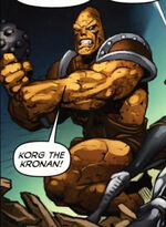 Korg (Earth-91126) from Marvel Zombies Return Vol 1 4 001