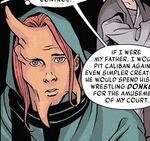 Marrow (Sarah) (Earth-13116) from Master of Kung Fu Vol 2 1 0001