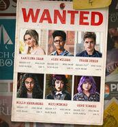 Marvel's Runaways poster 015