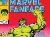 Marvel Fanfare Vol 1 29
