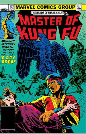Master of Kung Fu Vol 1 103