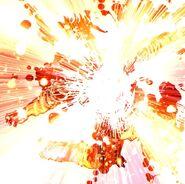 Molecule Man seemingly slain by the Sentry in Dark Avengers Vol 1 12