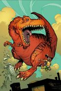 Moon Girl and Devil Dinosaur Vol 1 13 Classic Variant Textless