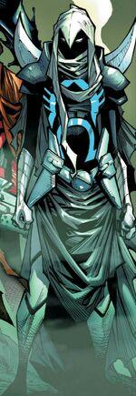 Moon Knight (Earth-16558) from Extraordinary X-Men Vol 1 8 001