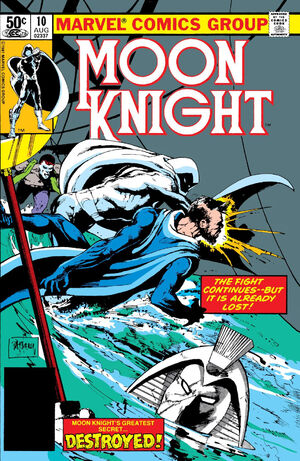 Moon Knight Vol 1 10