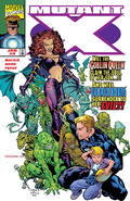 Mutant X Vol 1 4